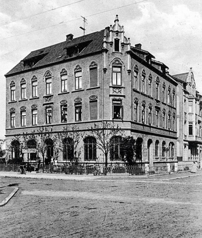 GasthausZurWeißenErde1917-01a-Bismarckstr