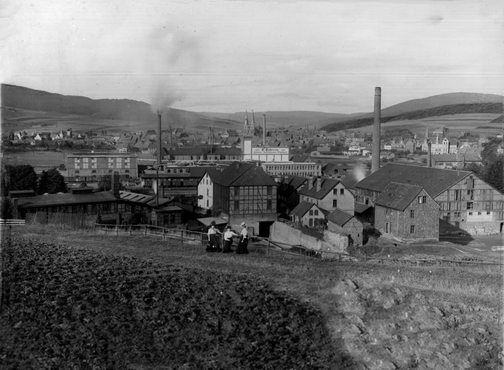 Panorama1910er-06-VomWarberg