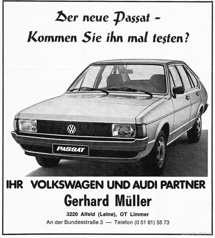 Werbung1977-03-VWMüller