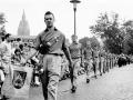 Fanfarenzug1959-07-Ausmarsch