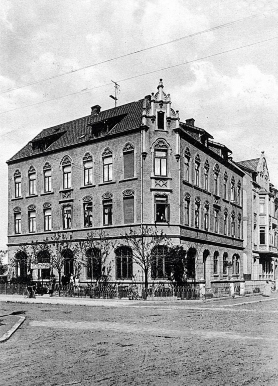 Bismarckstr1917-01-GasthausWeißeErde