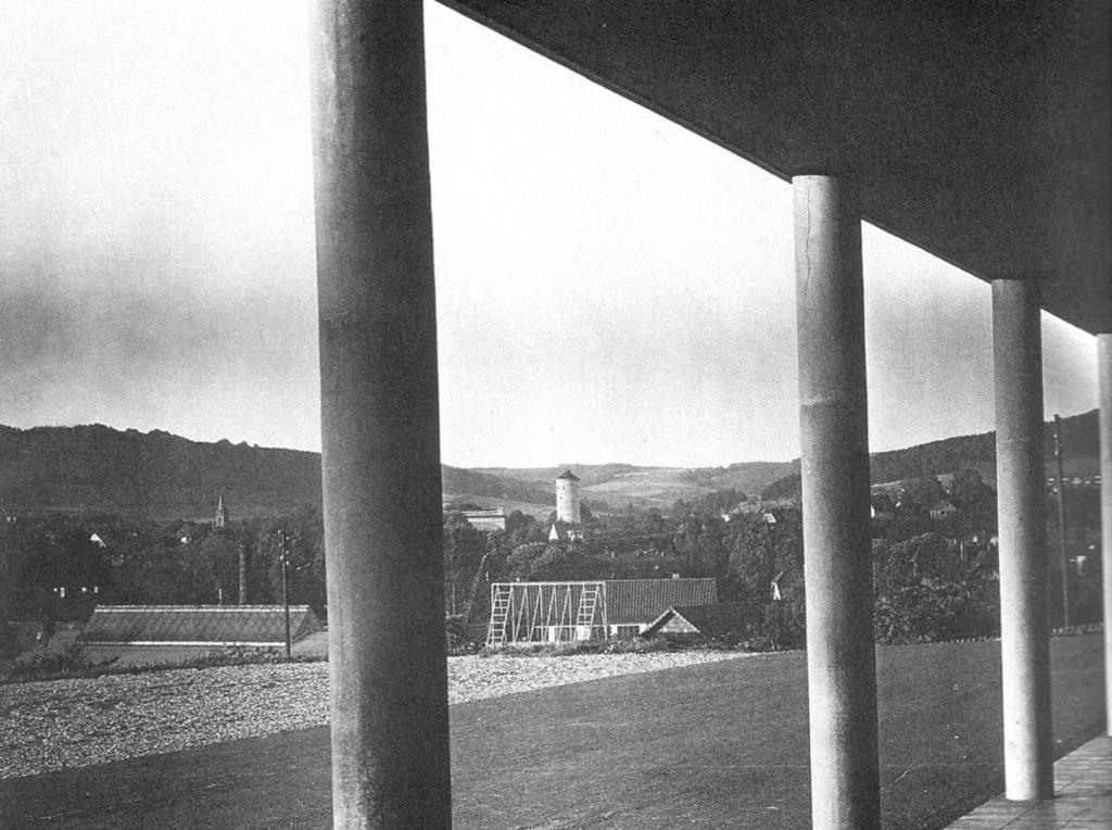 DohnserSchule1950er-01-Stadtblick-1