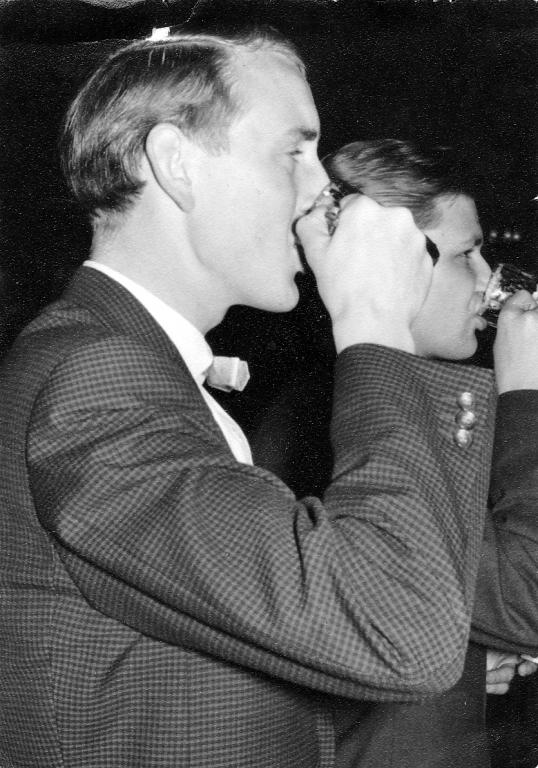 Fanfarenzug1950er-019-Samstagabends_im_Kaiserhof