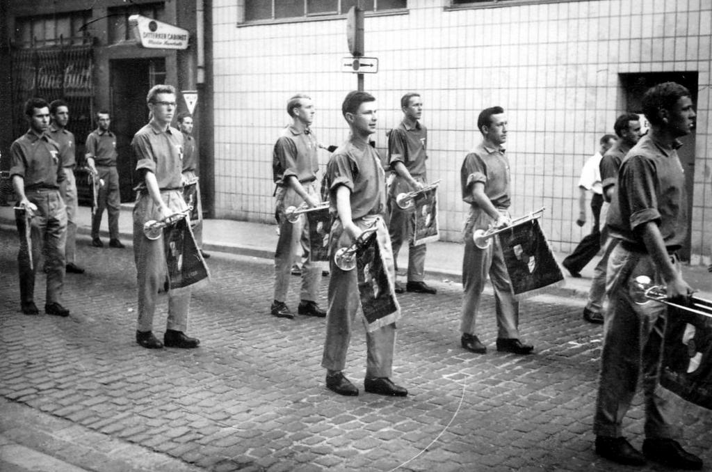 Fanfarenzug1959-11-Celle