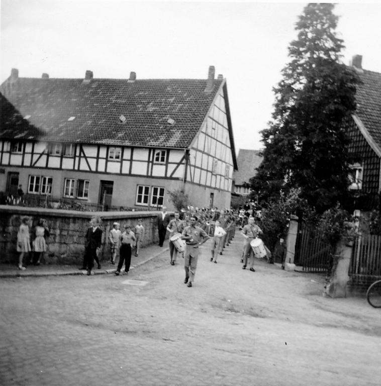 Fanfarenzug1960-03-Borsum