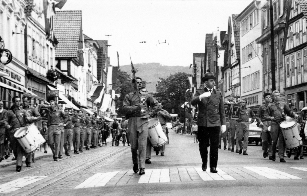 Fanfarenzug1960-12-Rinteln