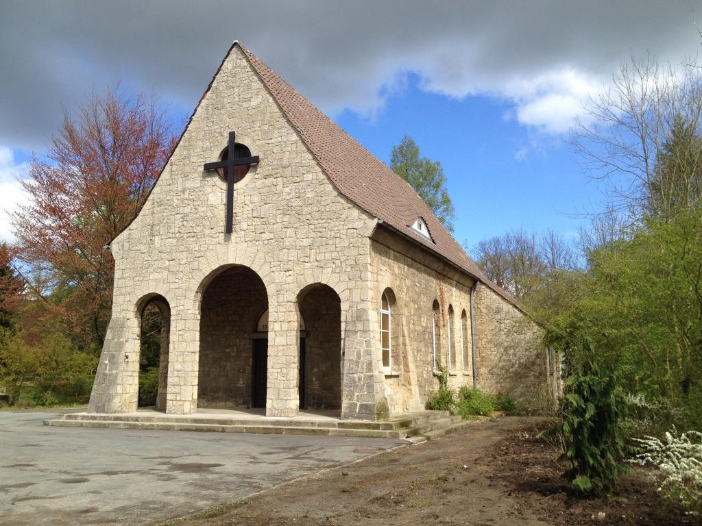 Friedhof2014-01-Kapelle