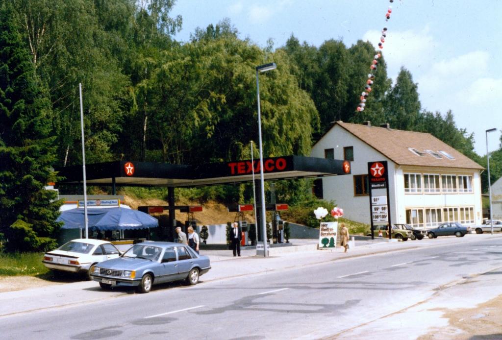 GöttingerStr1980er-01-Texaco-Tankstelle