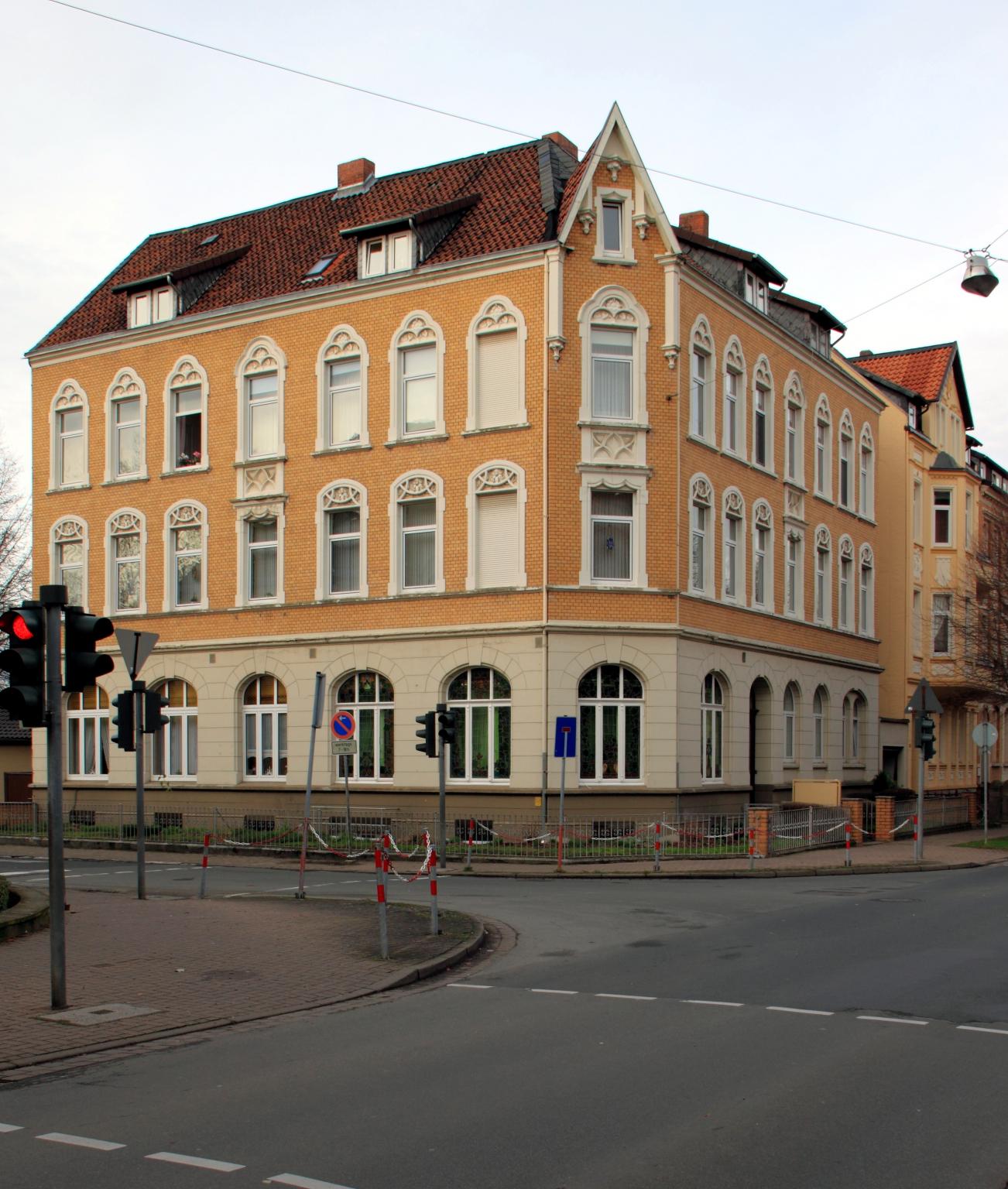 GasthausZurWeißenErde2009-01-Bismarckstr