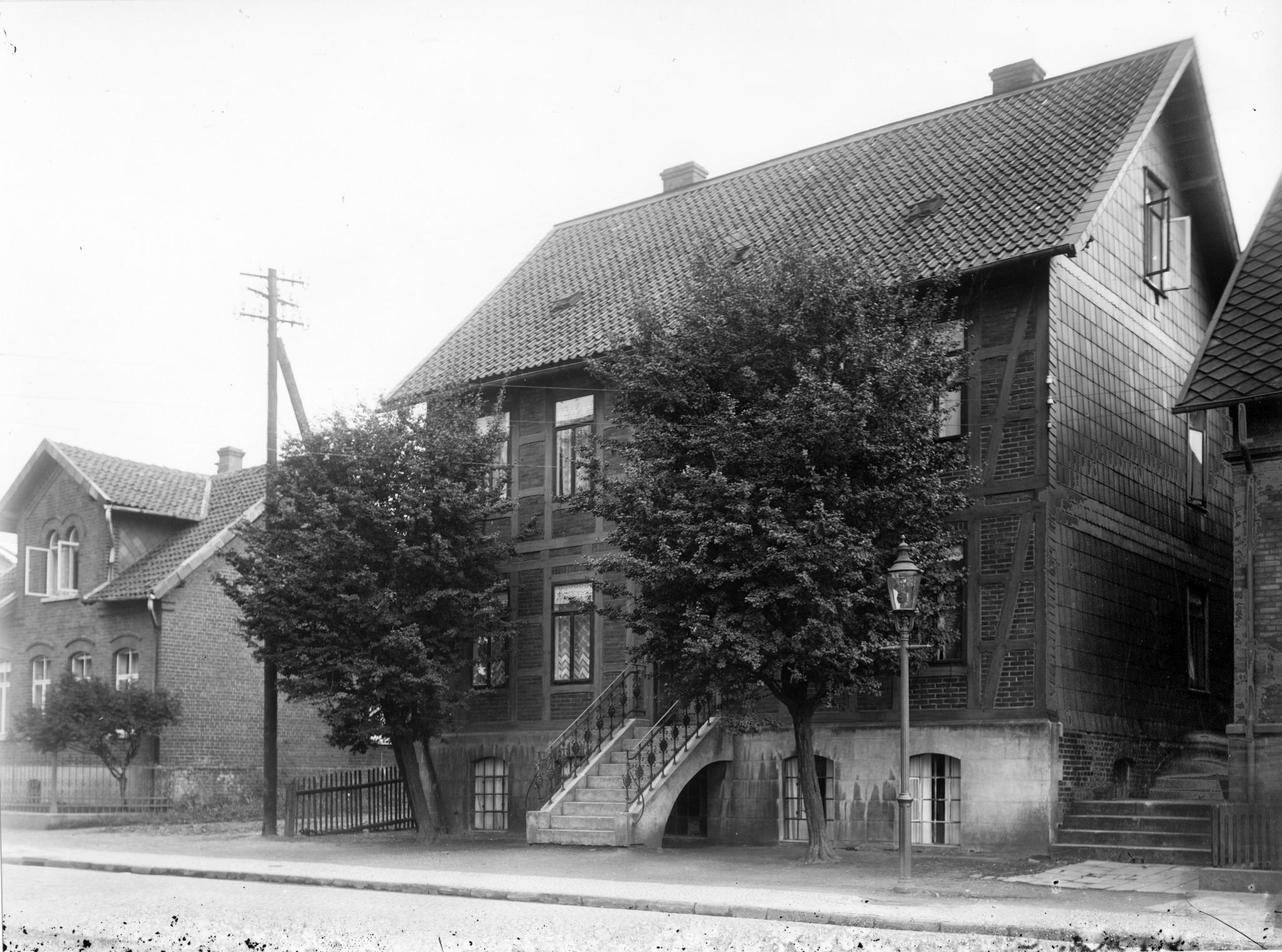 Hannoversche Str1910er-02-AlfelderEisenwerke