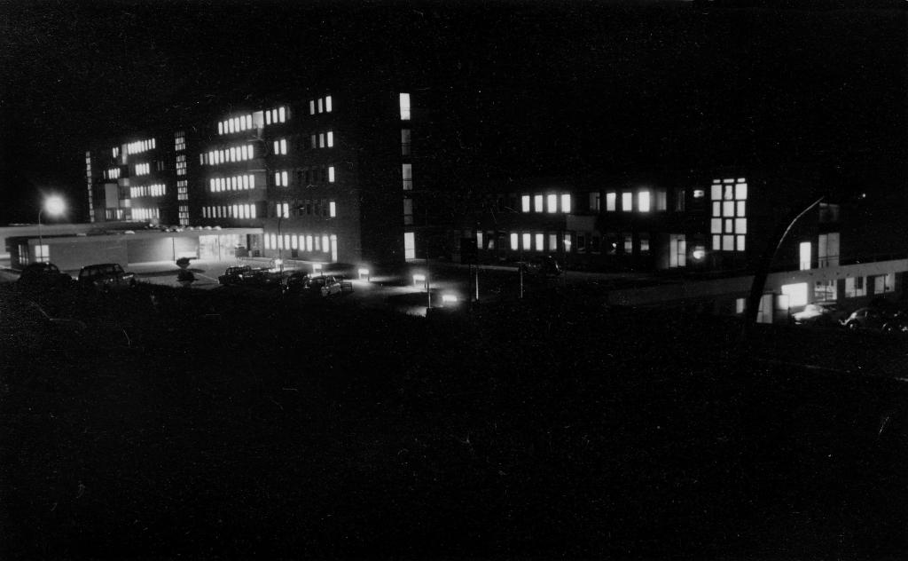 Krankenhaus1964-04-Nacht