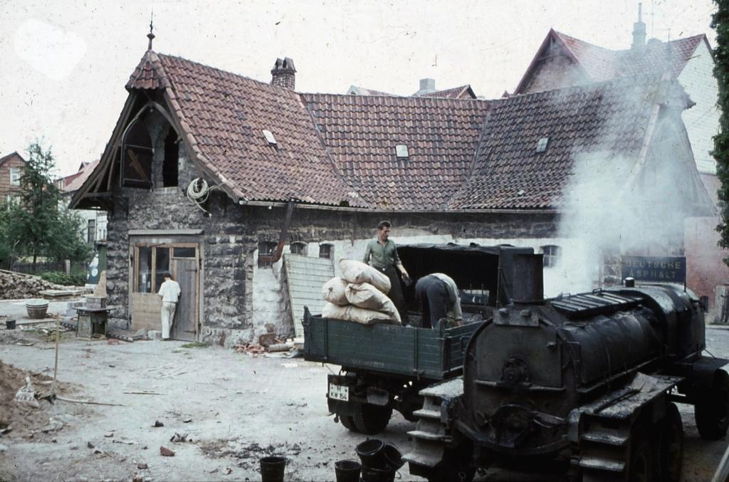 Landratsamt1964-09-AbrissPferdestall