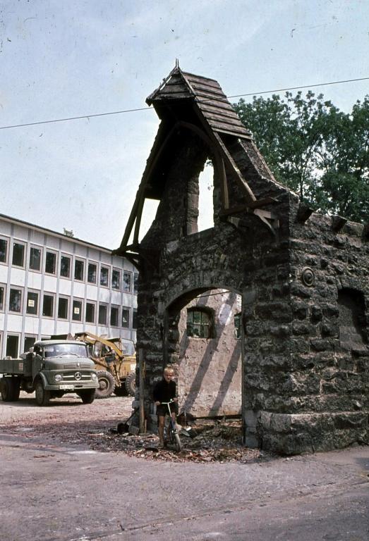 Landratsamt1964-11-AbrissPferdestall