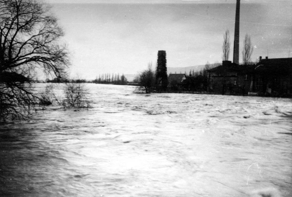 Leine1946-02-08-01-Hochwasser