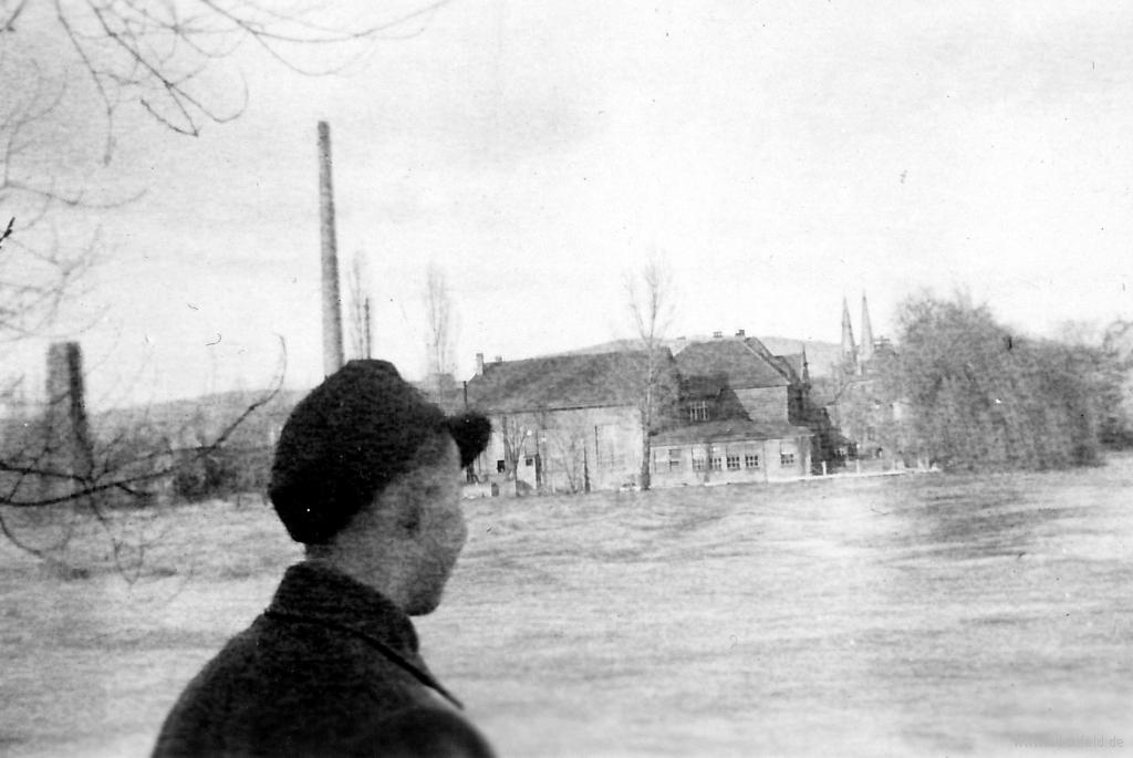 Leine1946-02-08-04-Hochwasser