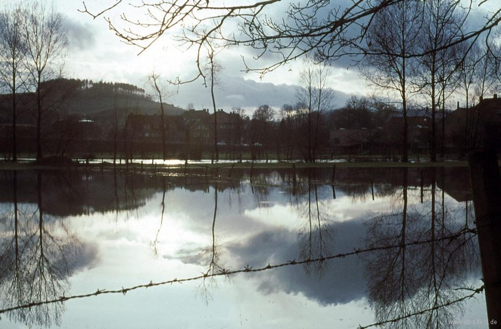 Leinehochwasser1963-03