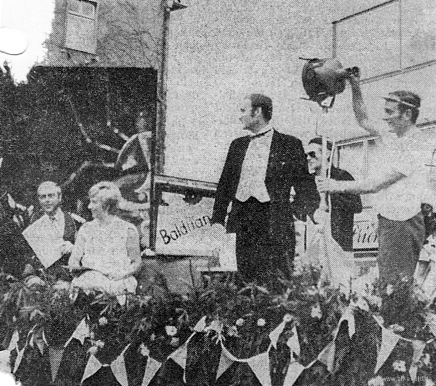 Schützenfest1971-05-Zeitungsausschnitt