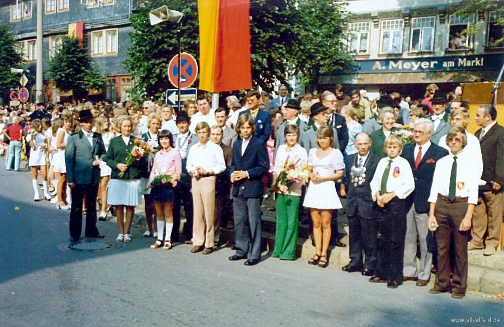 Schützenfest1973-01-Marktplatz