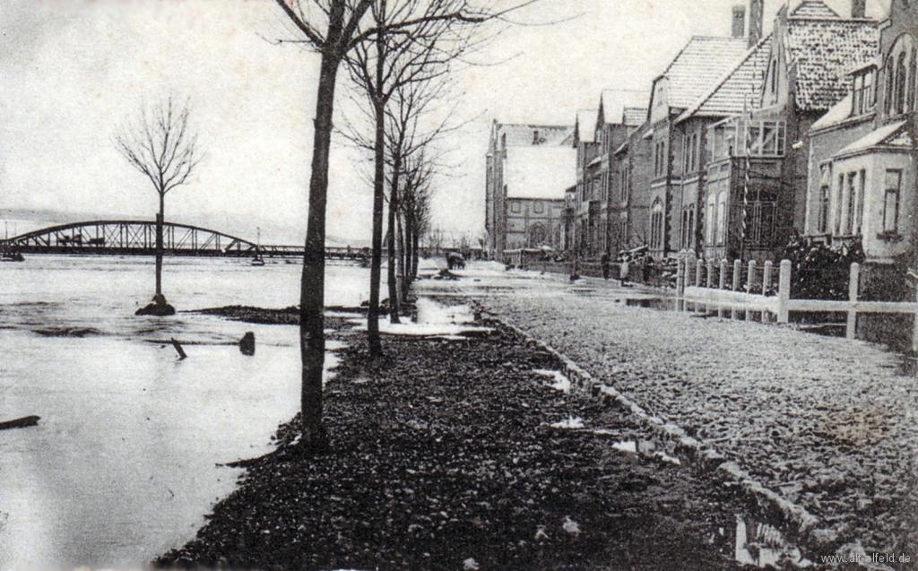Ziegelmasch1909-02-Hochwasser