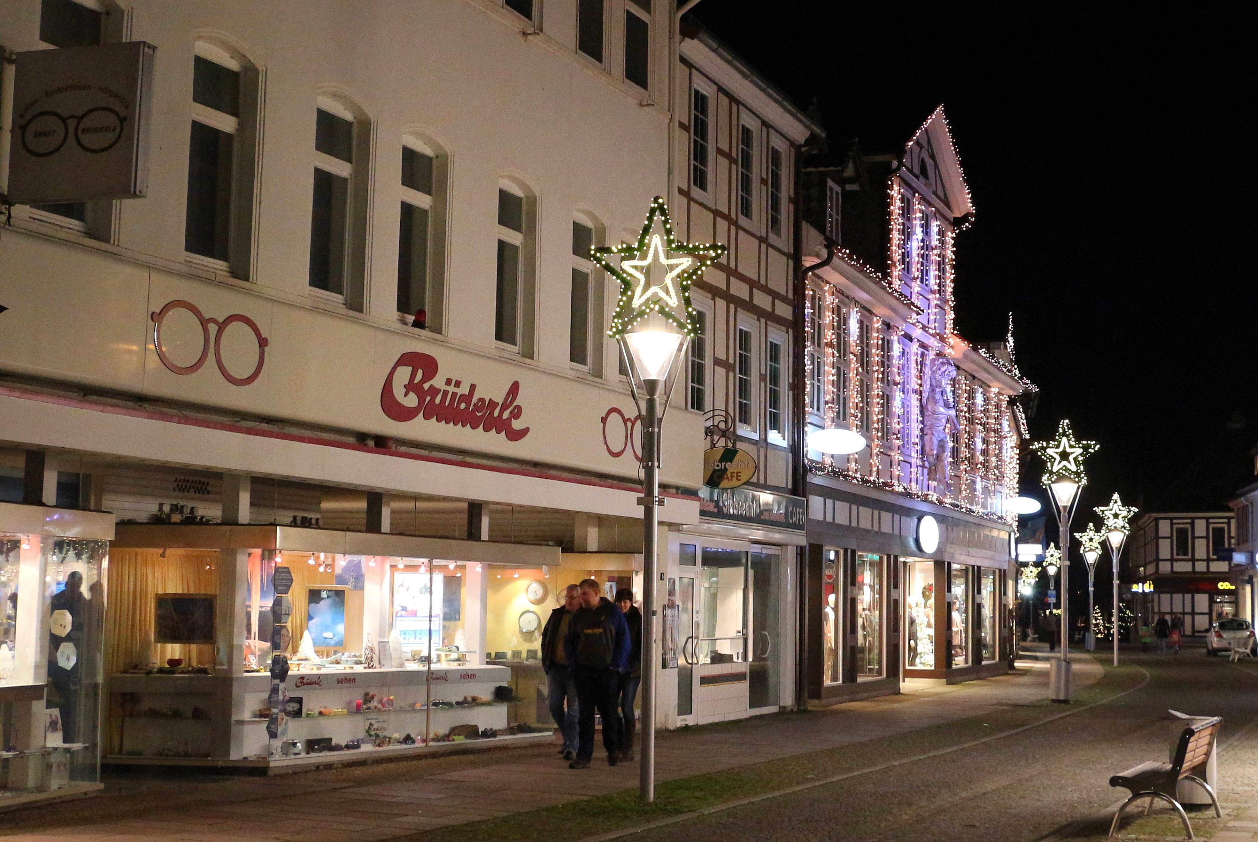Weihnachtsbeleuchtung Forum.Weihnachtsbeleuchtung Alt Alfeld De
