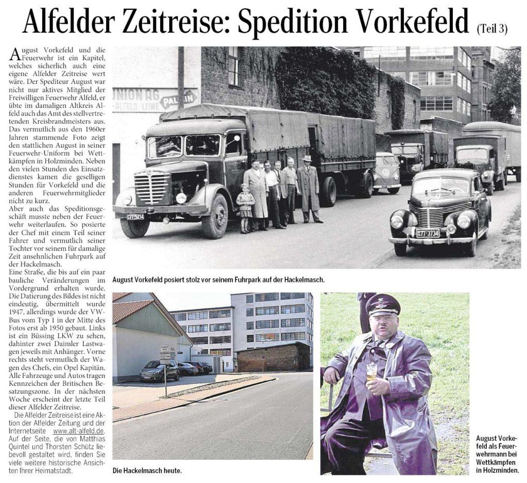 AZ vom 03.09.2015-Alfelder Zeitreise-Spedition Vorkefeld Teil 3