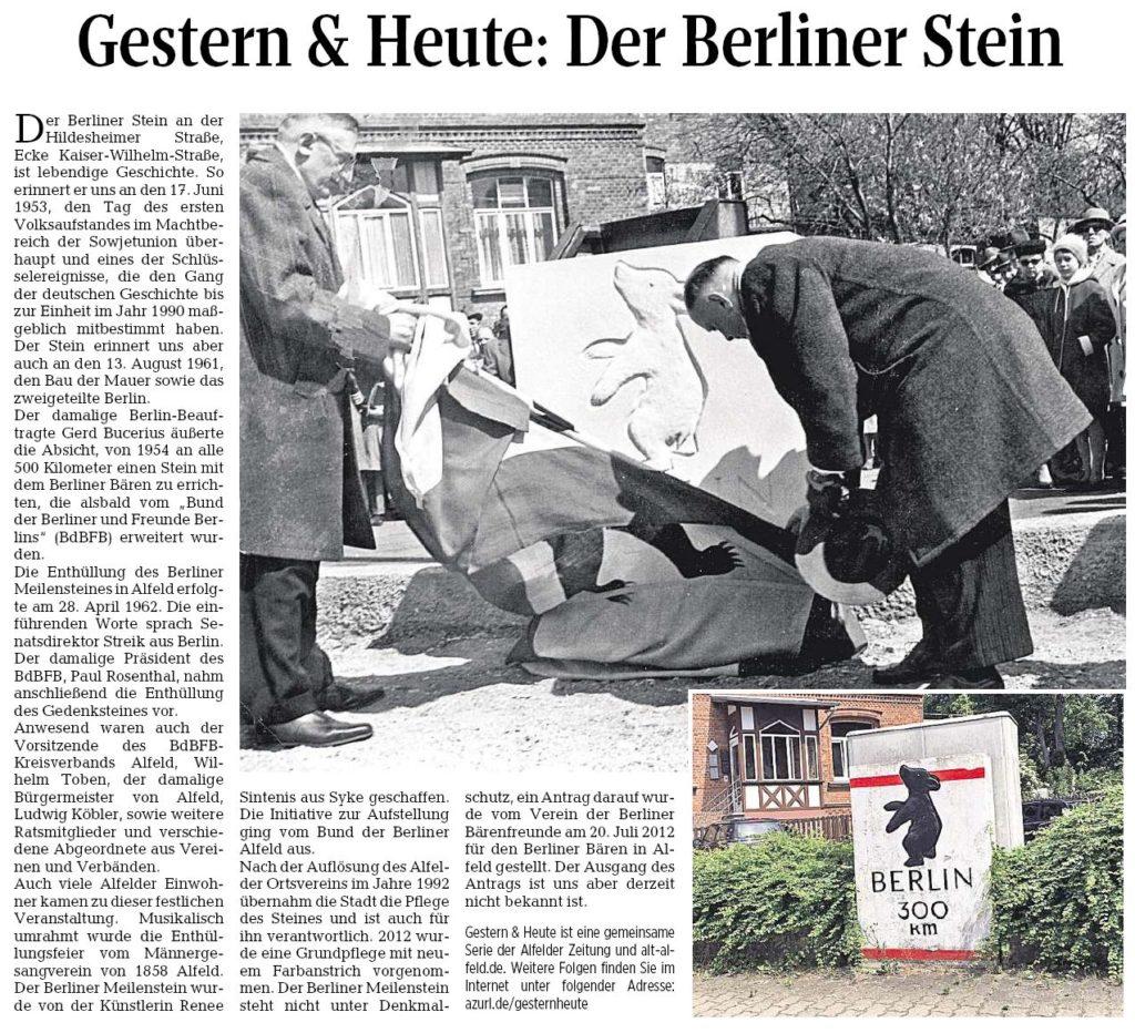 AZ vom 09.09.2016-gestern+heute-Berliner Stein