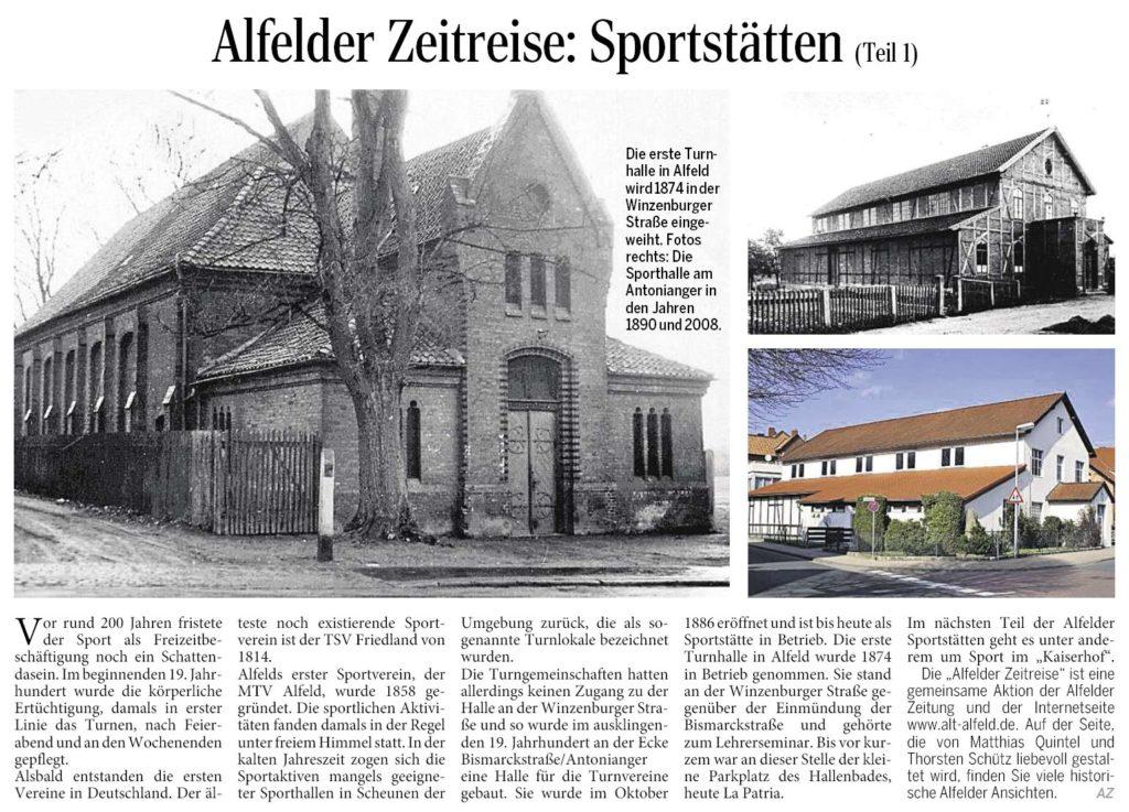 AZ vom 10.04.2014-Alfeld Zeitreise-Sportstätten Teil 1