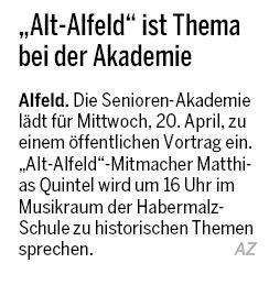 AZ vom 14.04.2016-alt-alfeld-Vortrag Senioren-Akademie