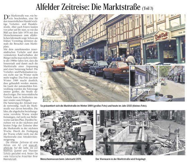 AZ vom 18.06.2015-Alfelder Zeitreise-Marktstraße Teil 3
