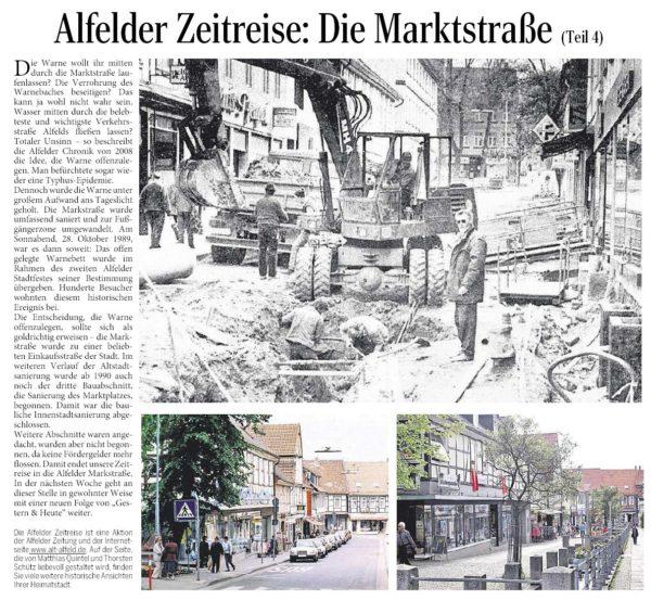 AZ vom 25.06.2015-Alfelder Zeitreise-Marktstraße Teil 4