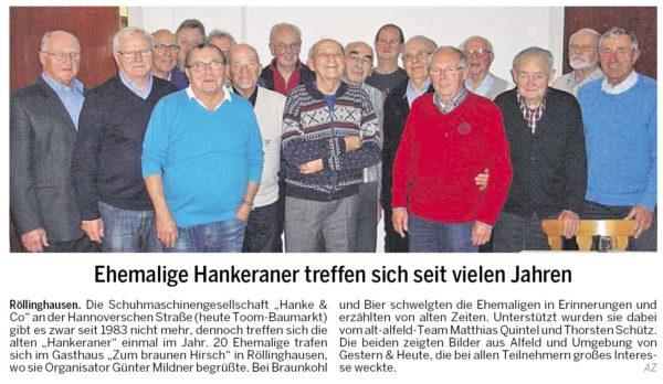 AZ vom 26.11.2015-Hanke-Treffen & Vortrag