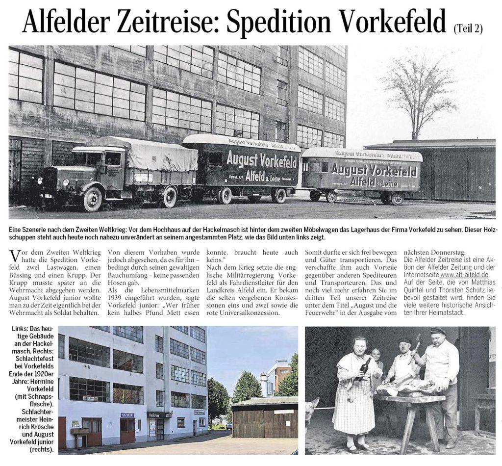 AZ vom 27.08.2015-Alfelder Zeitreise-Spedition Vorkefeld Teil 2