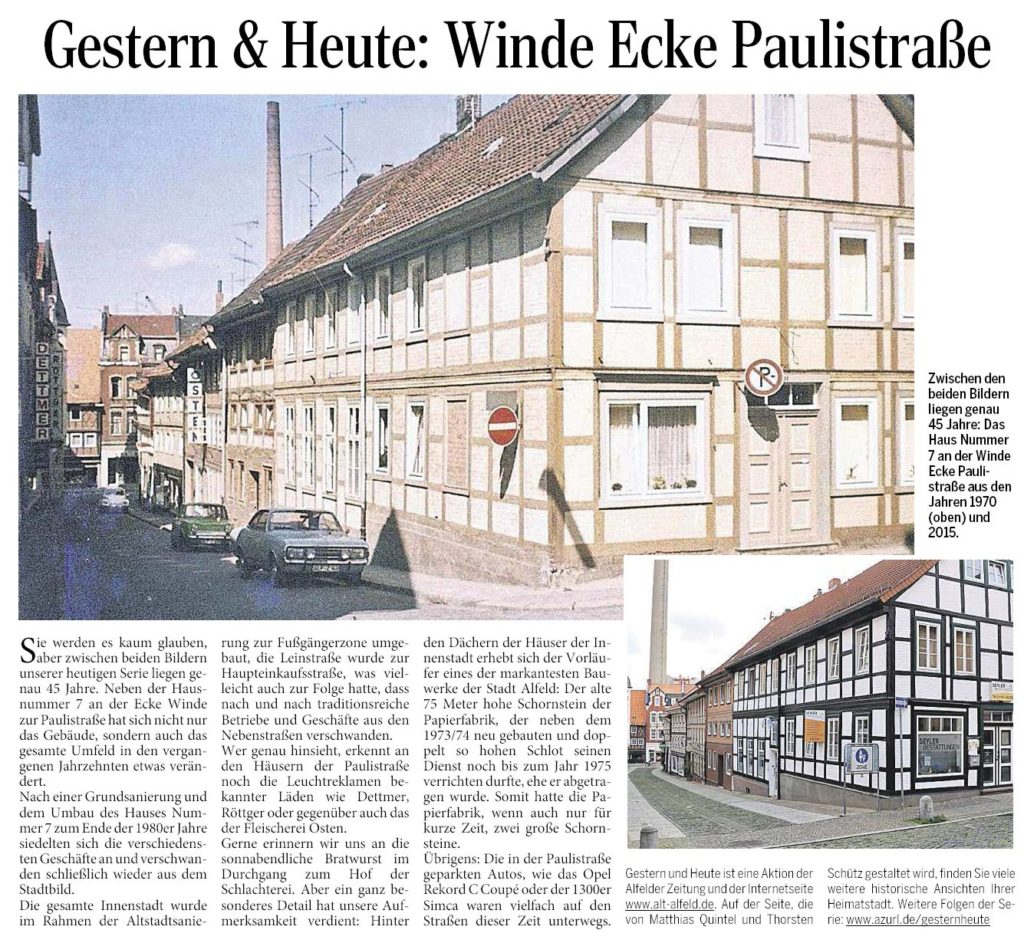 AZ vom 30.07.2015-gestern+heute-Winde Ecke Paulistraße