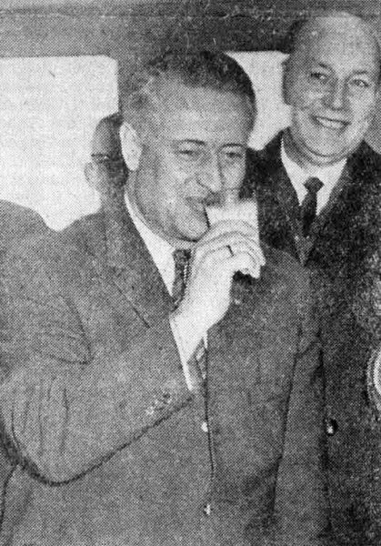 Minister Hasselmann war prominentester Gast der Molkerei-Einweihung
