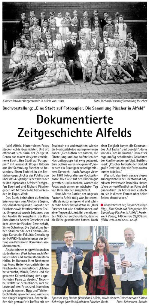 Kehrwieder vom 27.04.2014-VfH-Püscher-Buchlesung Fagus