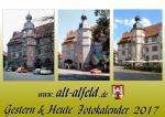 "Foto-Kalender 2017 ""Gestern & Heute"""